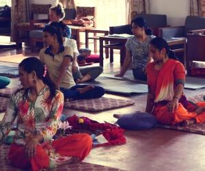 Nepal-Yoga